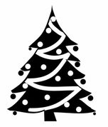 Clipart-christmas-tree-black-and-white-1